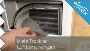 Embedded thumbnail for Miele-Trockner: Die Wäsche bleibt nass