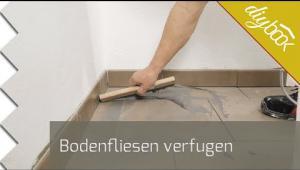 Embedded thumbnail for Bodenfliesen richtig verfugen