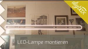 Embedded thumbnail for Wohnzimmer-Deckenlampe durch LED ersetzen