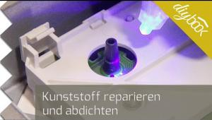 Embedded thumbnail for Waschmaschine: Kunststoff reparieren