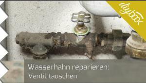 Embedded thumbnail for Wasserhahn: Ventil tauschen