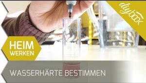 Embedded thumbnail for Wasserhärte bestimmen