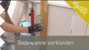 Embedded thumbnail for Neue Badewanne verkleiden