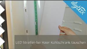 Embedded thumbnail for Kühlschrank: LED-Beleuchtung wechseln