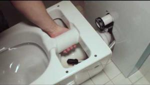 Embedded thumbnail for Toilette einbauen