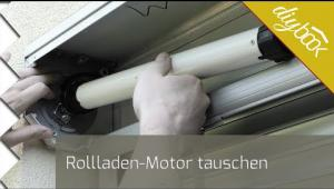Embedded thumbnail for Rollladen-Motor tauschen