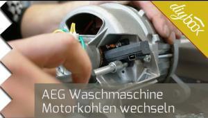 Embedded thumbnail for AEG Waschmaschine - Kohlebürsten tauschen