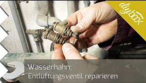 Embedded thumbnail for Wasserhahn: Entlüftungsventil reparieren